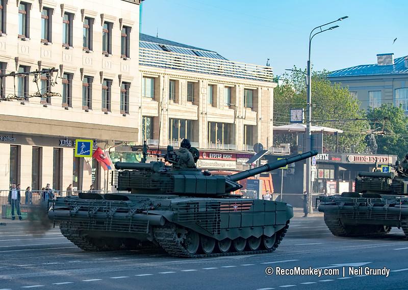T-72B3 UBKh /T-72B3 mod. 2016