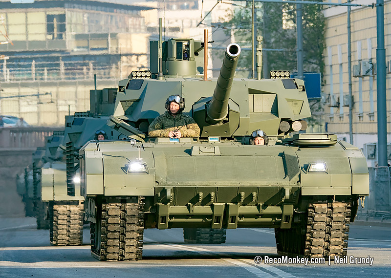 T-14 object 148 Armata
