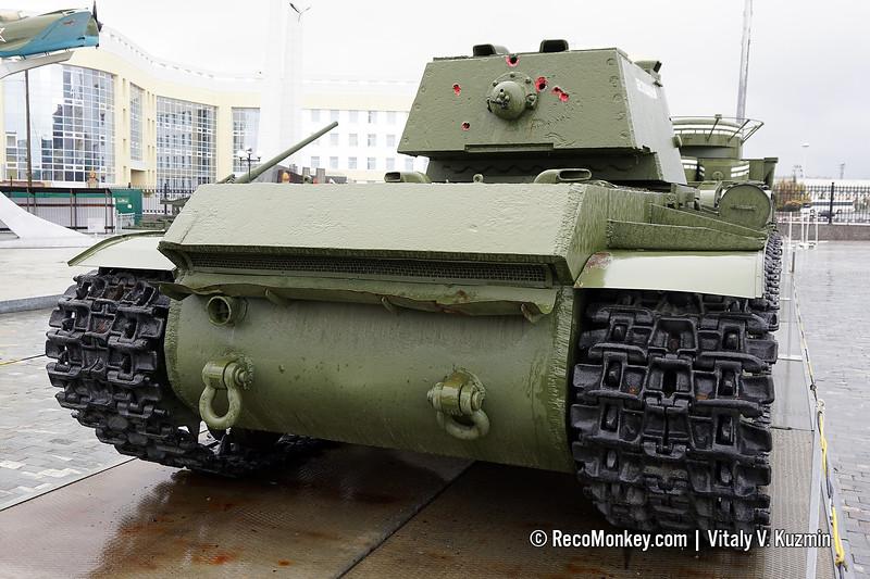 KV-1 heavy tank