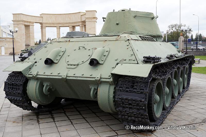 T-34-76 mod. 1942 Omsk