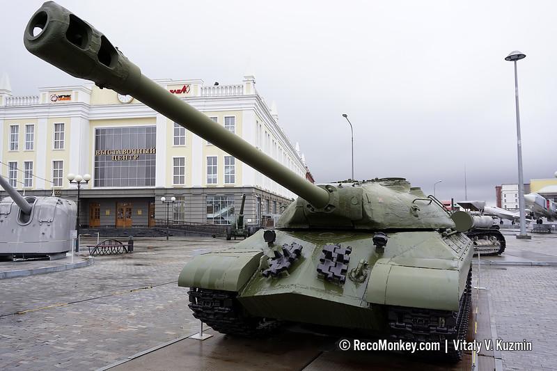 IS-3 heavy tank