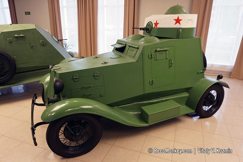 FAI armored vehicle