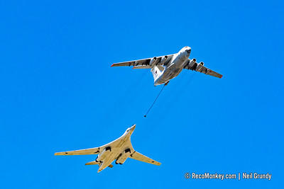 Il-78M & Tu-160