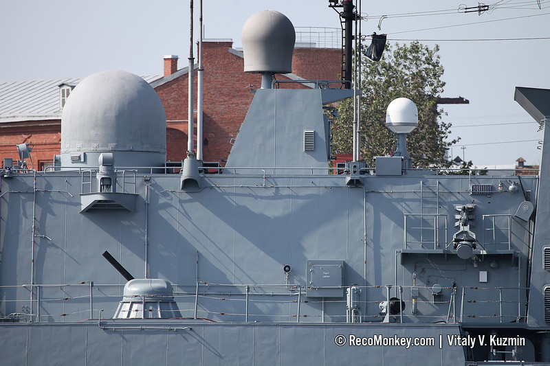 Admiral Makarov frigate Project 11356M Admiral Grigorovich-class