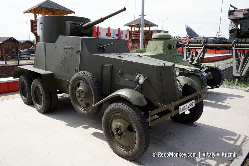 BA-3M Replica