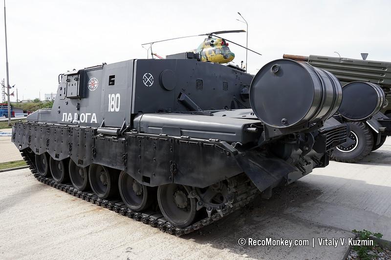 Ladoga command vehicle