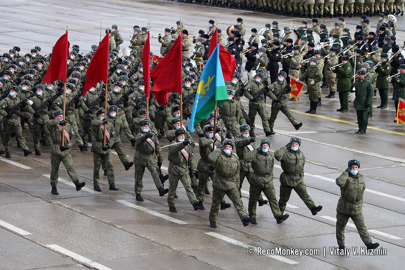 Ryazan Guards High Military Airborne Command School