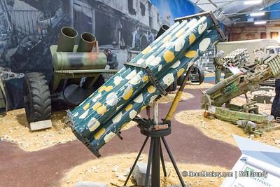 84mm ISIS Scratch-Built Rocket Launcher