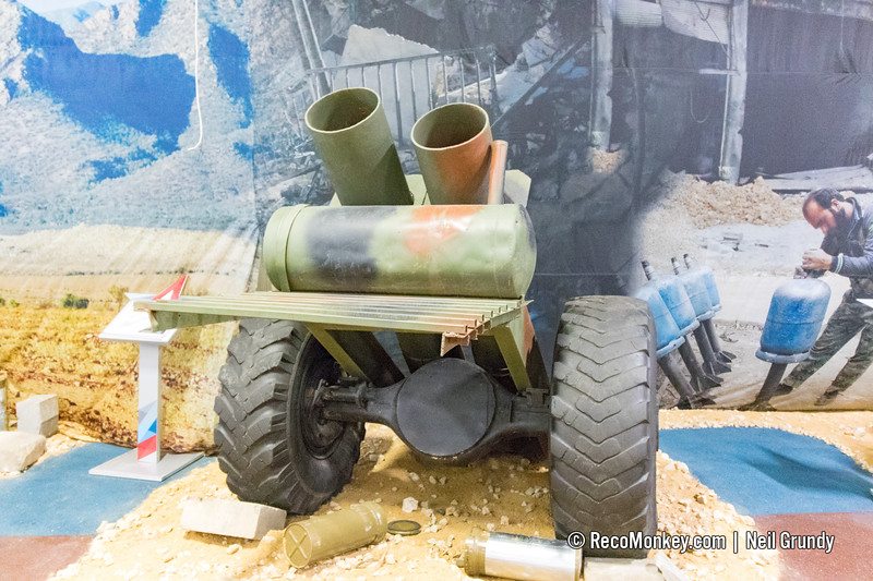 305mm ISIS Scratch-Built Mortar