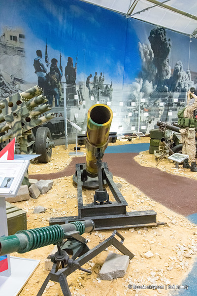 218mm ISIS Scratch-Built Mortar