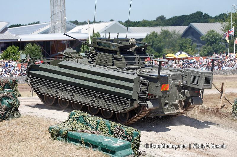 FV510 Warrior