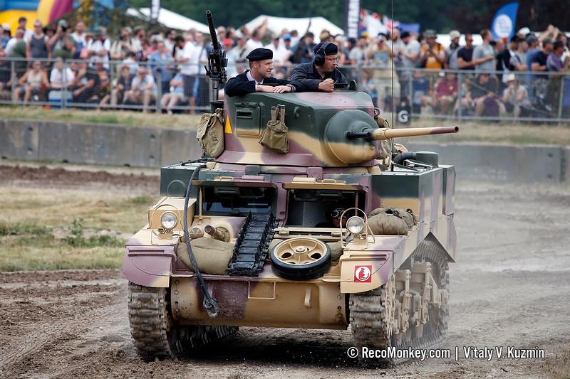 Stuart M3A1