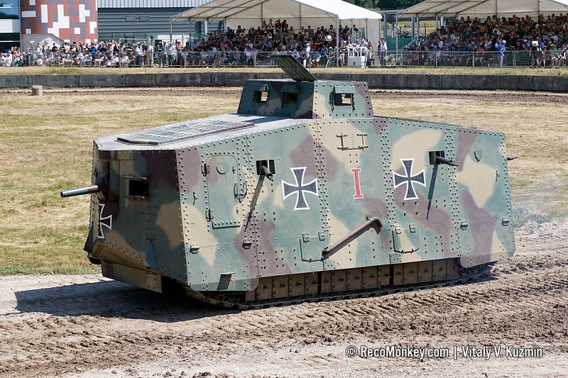 A7V replica