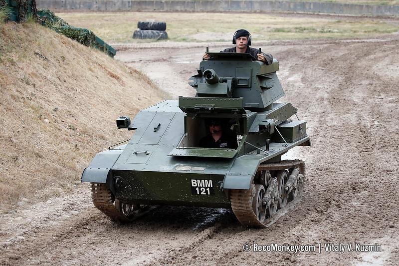 Light Tank Mk IV