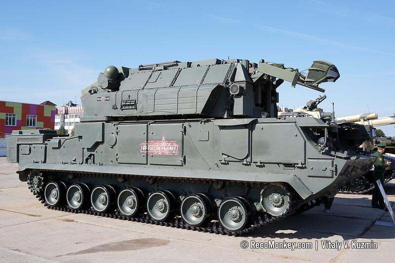 9A331M TLAR 9K331M Tor-M2
