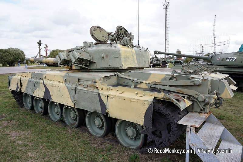 T-80UD early version