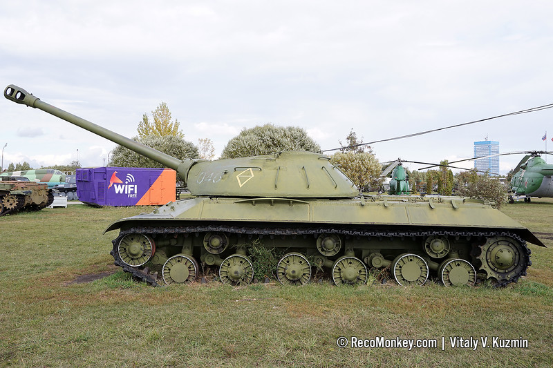 IS-3M visually modified to be IS-3