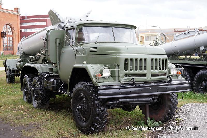 2T3M1 transport trailer 9K72 Elbrus