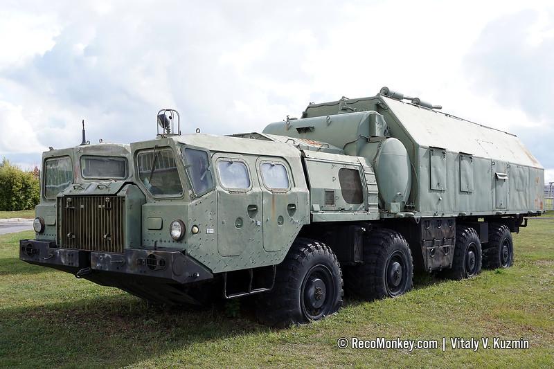 15N1061M MDES power supply vehicle