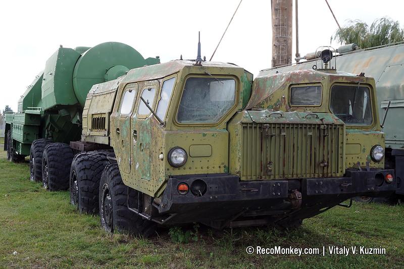 15G95 ZATs-1 oxidizing agent refueling vehicle