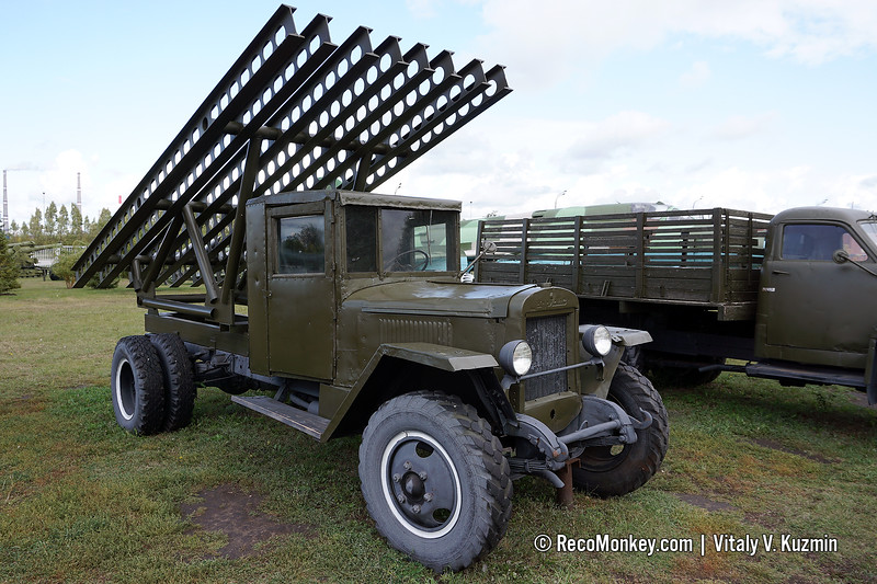 BM-13 replica