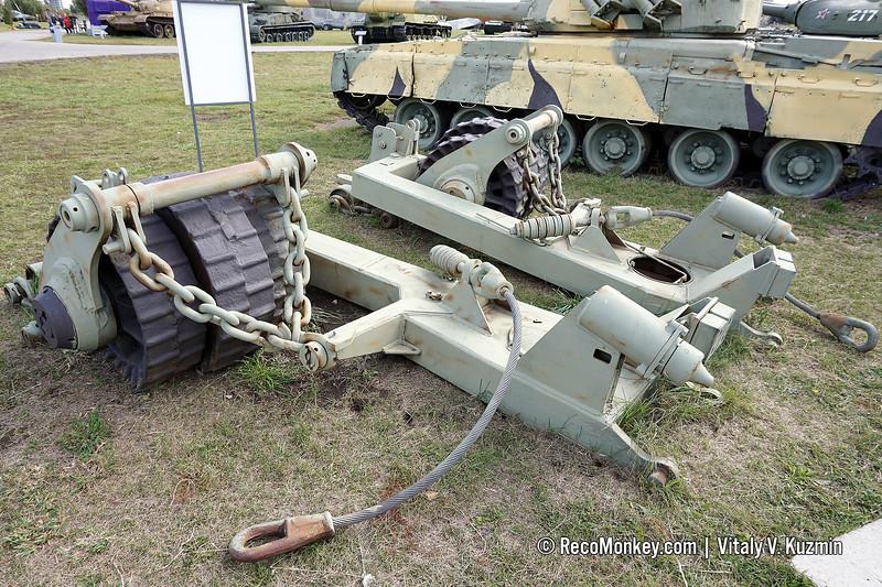 KMT-7 mine roller
