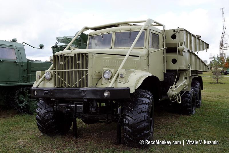 TMM-3 bridge-laying vehicle