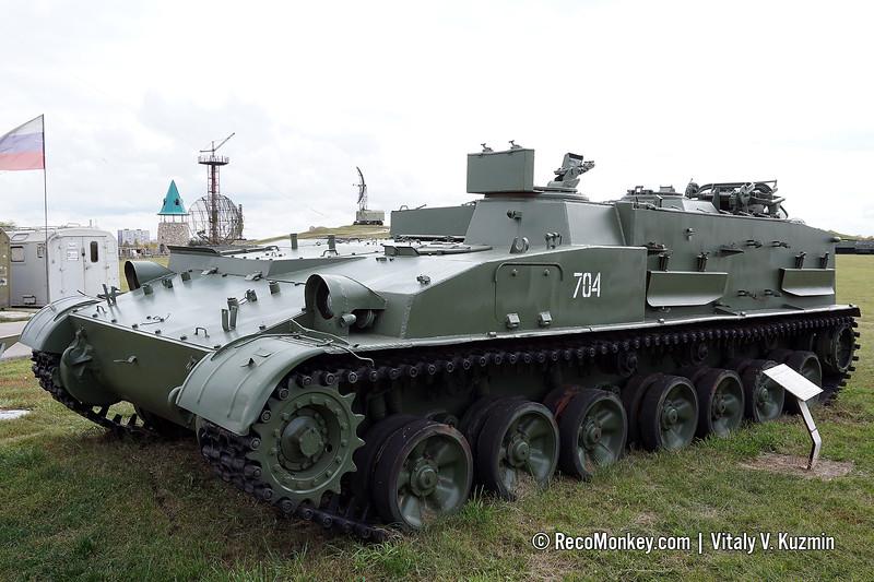 GMZ-1 minelayer
