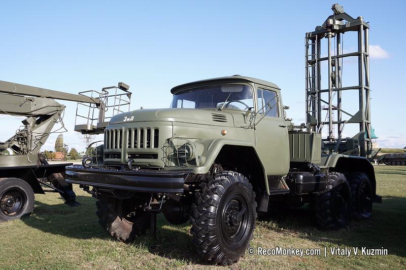 PBU-50M drilling rig