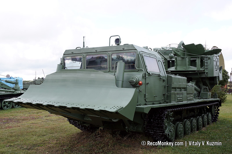 MDK-3 engineering vehicle
