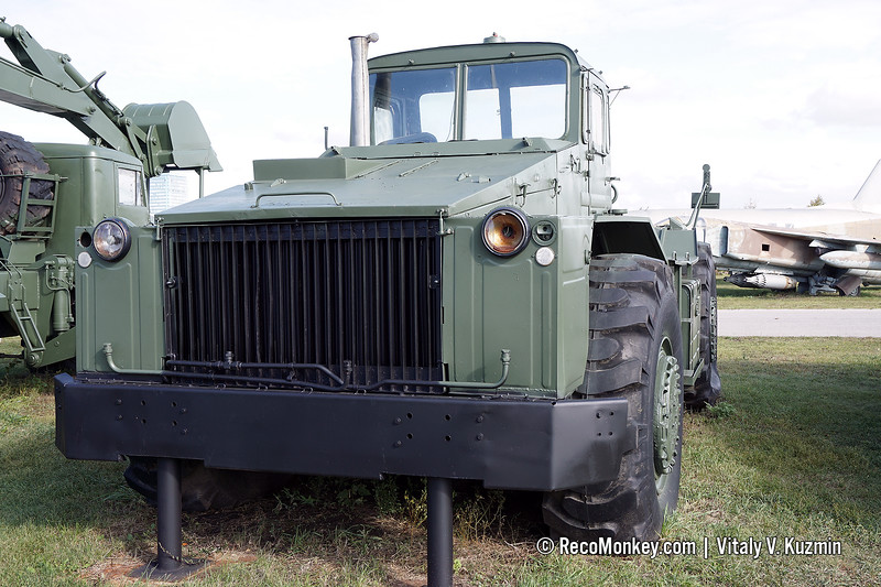 BKT-RK2 bulldozer