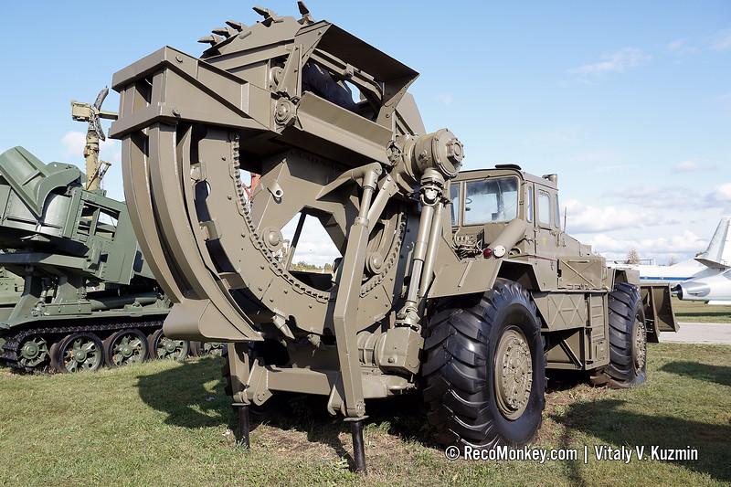 TMK-2 trenching vehicle