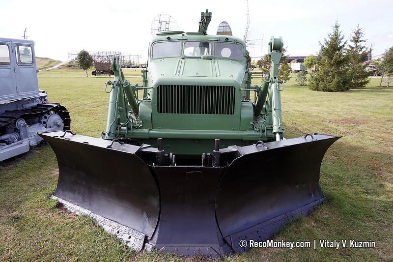 BAT-M engineering vehicle