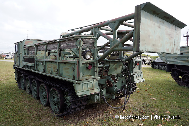 GET-S / TG-4 recovery vehicle