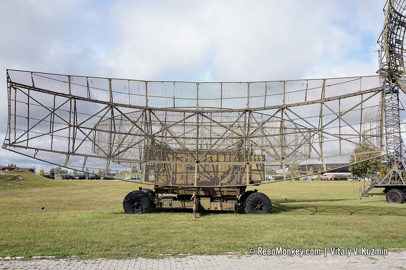 P-80 / 1RL118 radar