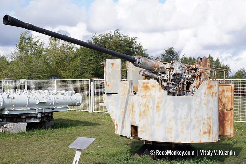 ZIF-71 naval gun
