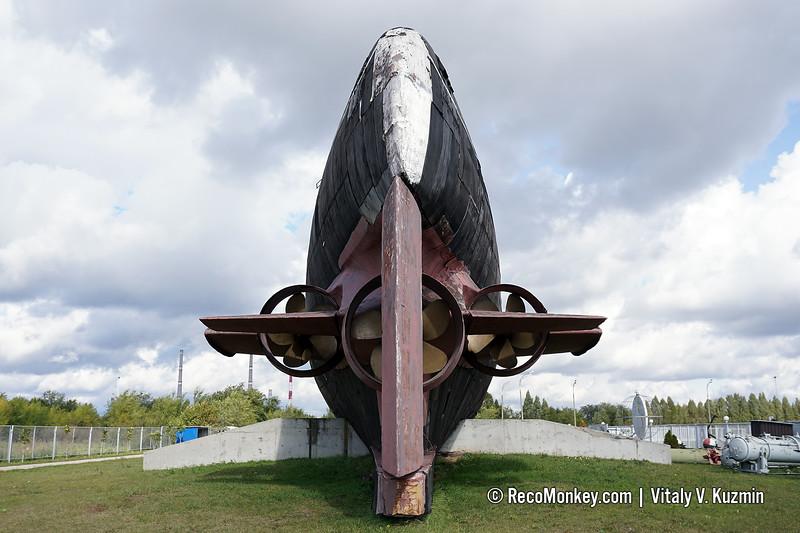 B-307 Project 641B Tango-class submarine