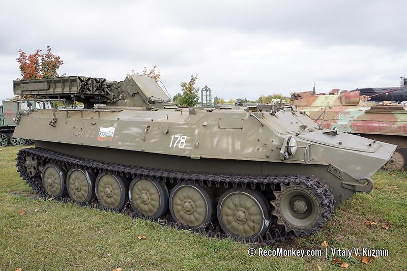 9A34M TEL 9K35M Strela-10M
