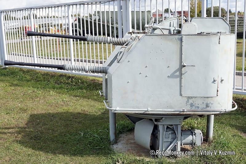 2M-3M naval gun