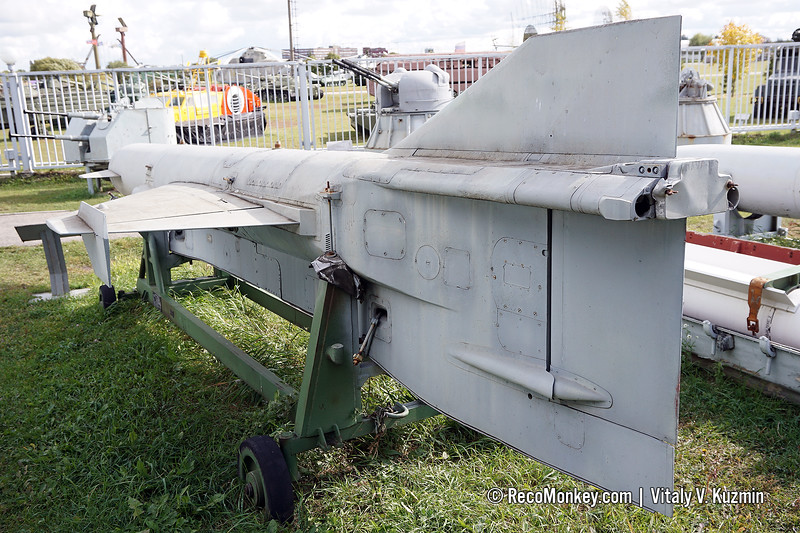 85RU anti-submarine missile from URK-5 Rastrub-B system