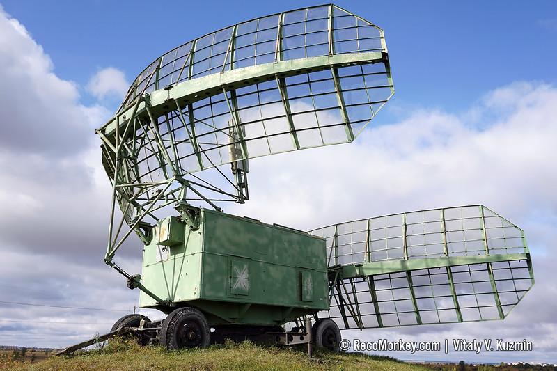 P-35 / 1RL110 radar