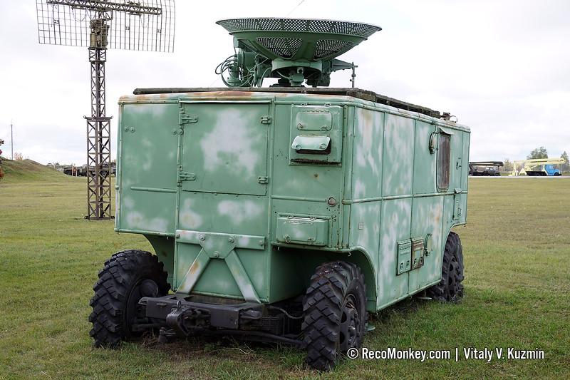 SON-9 radar