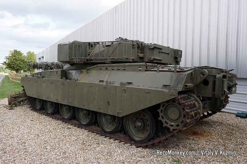 Chieftain Mk 5 Modified