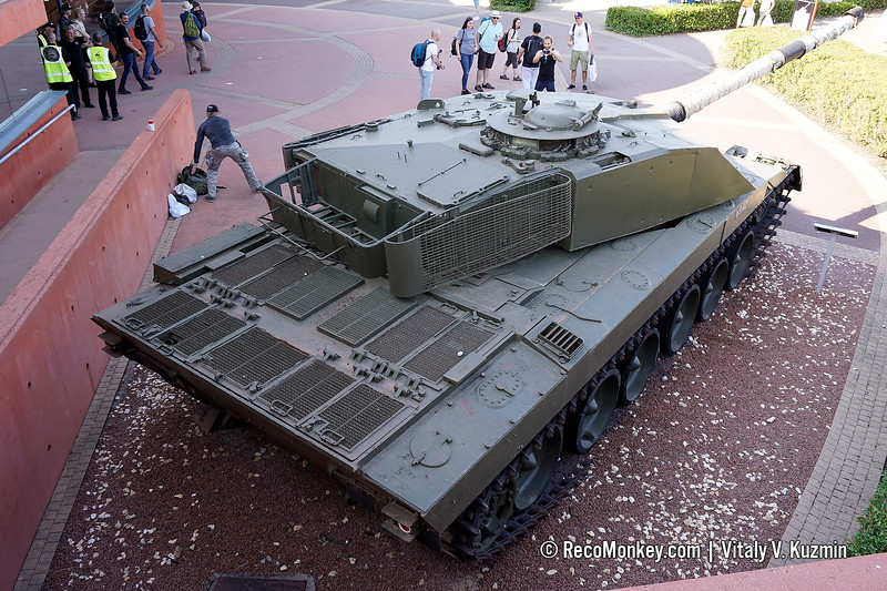 Challenger 1 Prototype V3A2