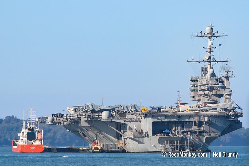 USS Harry S Truman (CVN-75)