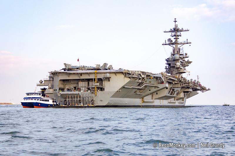 USS Theodore Roosevelt (CVN-71)
