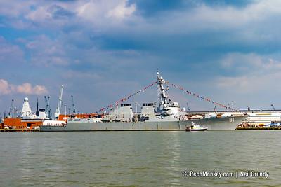USS Winston S. Churchill