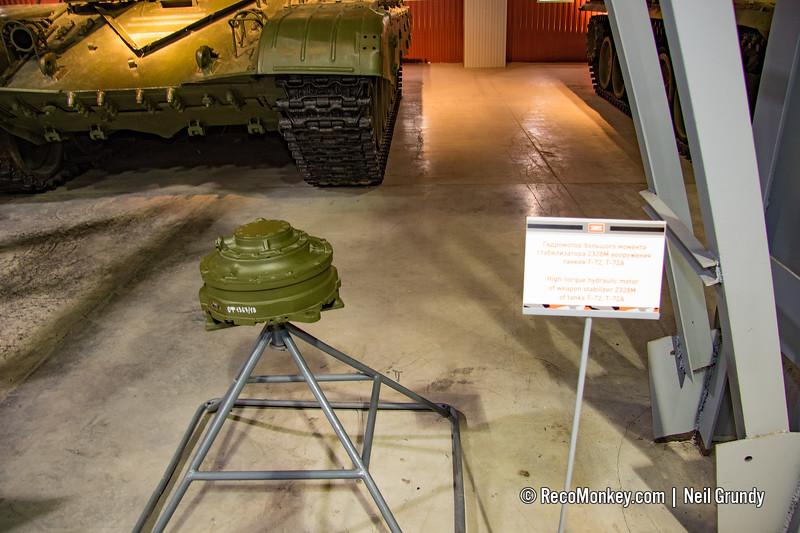 Gun Stabiliser Hydraulic Motor for 2E28M of T-72 & T-72A