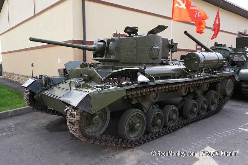 Valentine Mk V