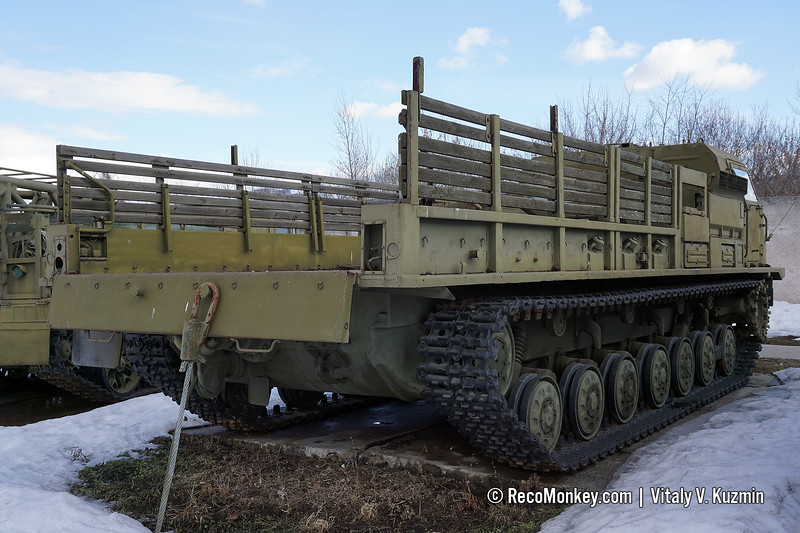 MT-T transporter-tractor